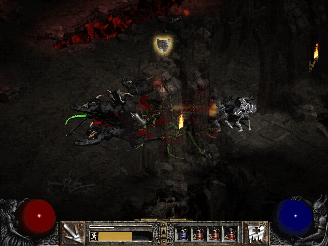 how to play diablo 2 online with battle.net