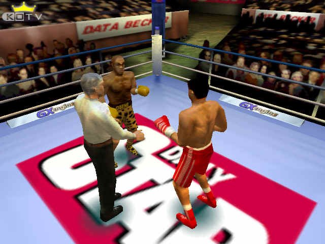 Knockout boxing game - Sony creative software com