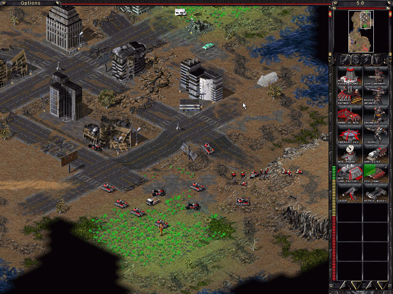 By: DToxR. What does it take to be considered a true Command and Conquer z